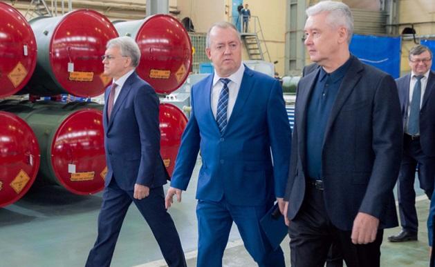 Завод «Авангард» приобретет статус промышленного комплекса