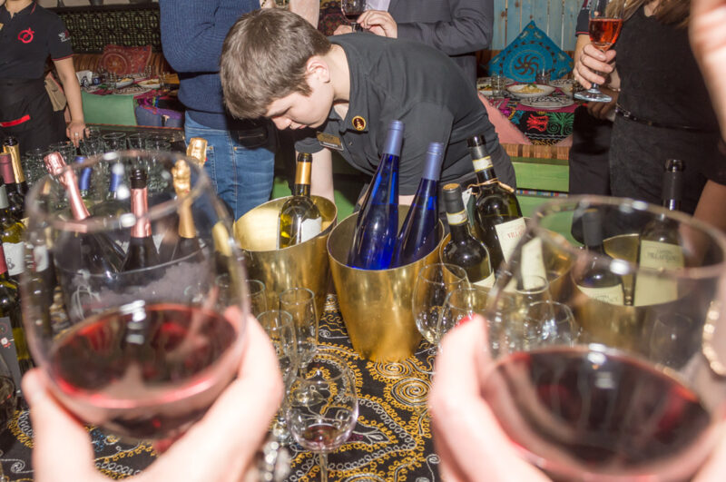 Презентация эксклюзивных вин собственных виноградников региона Лацио