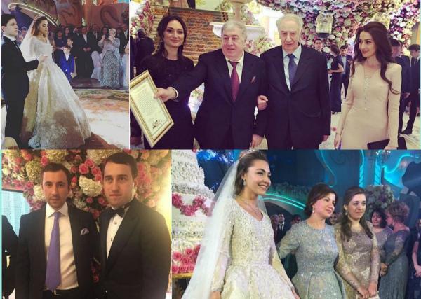 Крупнейшая профессиональная event-премия вручена организаторам свадьбы сына Михаила Гуцериева