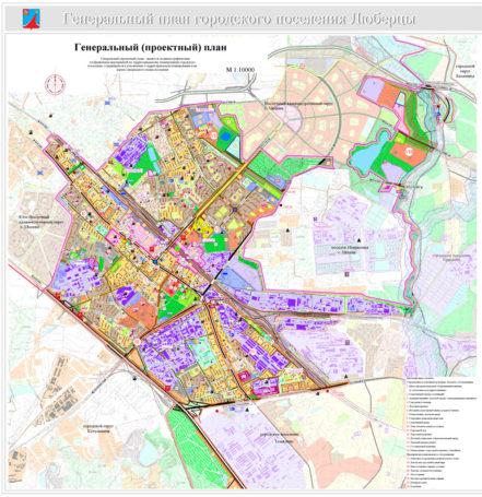 В Люберцах накануне выборов полным ходом идет разработка дорожной карты развития объединенной территории