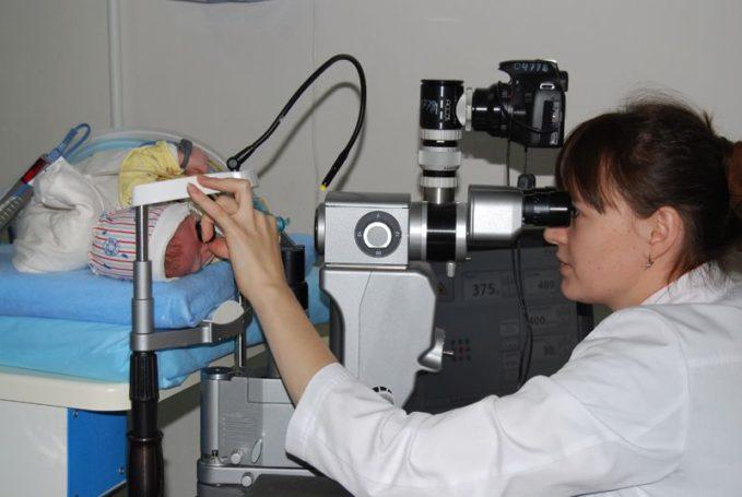 В Институте Гельмгольца обсудили «Активную ретинопатию недоношенных: атипичные формы, диагностику, лечение»