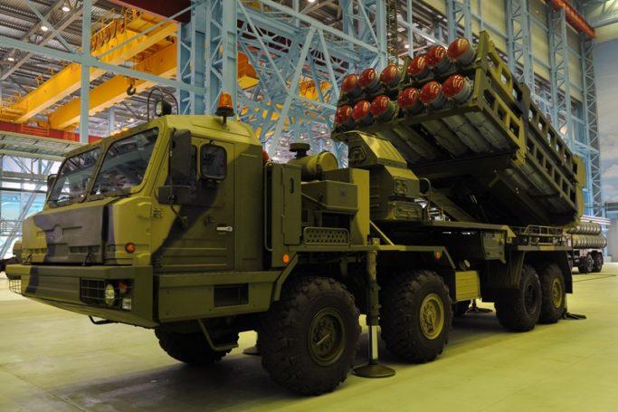 С 2018 года ЗРС С-500 усилят армию РФ