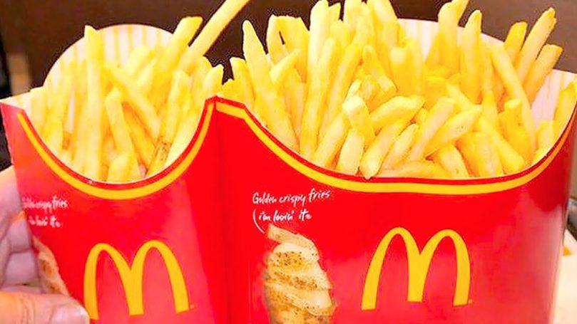 «Макдоналдс» предлагает московским клиентам услугу по доставке продукции на дом