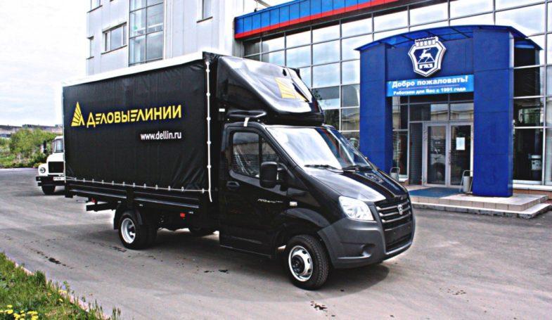 Перевозчиков будут информировать о нарушениях веса грузовиков сразу во время поездки