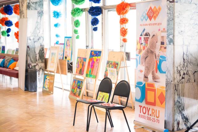 Юные художники продемонстрировали свое мастерство в конкурсе «Моя Россия»