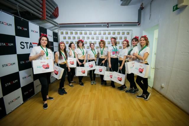 В благотворительном танцевальном марафоне приняла участие TOY RU
