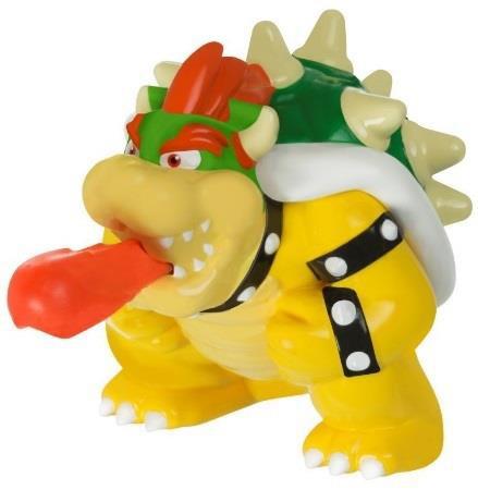 8 игрушек «Супер Марио» спрятаны в детских обедах Хэппи Мил