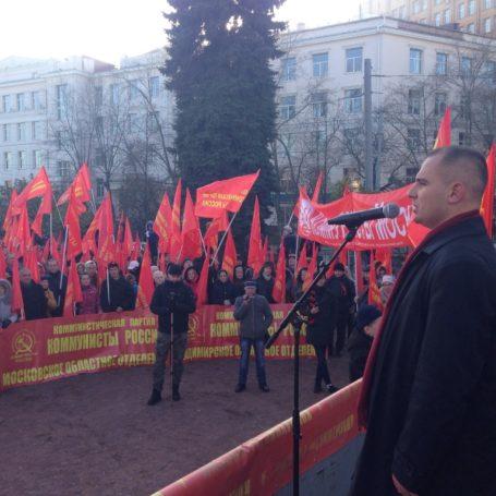 Коллективная политическая голодовка Коммунистов России: к чему должна привести?