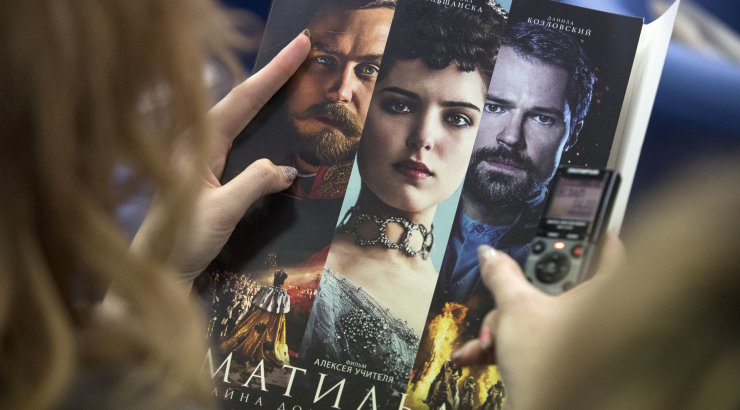 Показы х/ф «Матильда» пройдут во всех кинотеатрах Казахстана