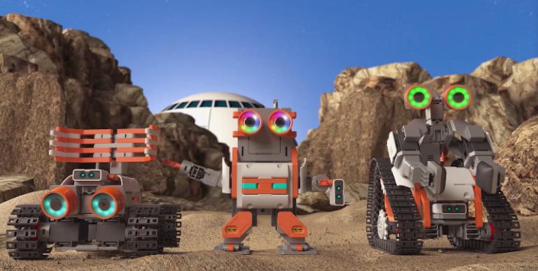 Конструктор ASTROBOT от «UBTECH Robotics» – поэтапное развитие STEM-навыков