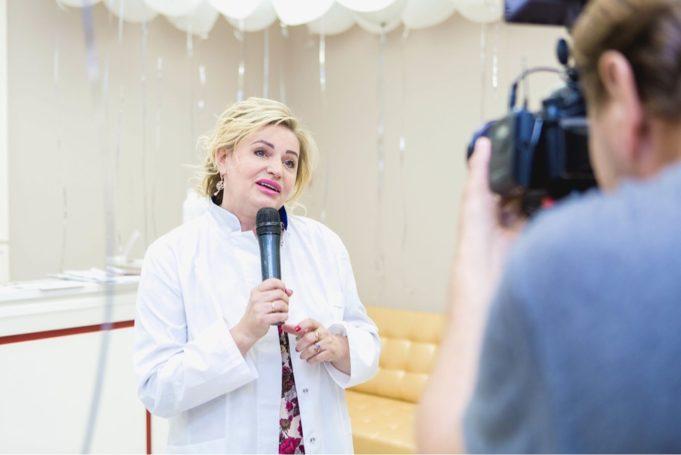 Звездная клиника Мед Эстет открыла новое отделение DETOX