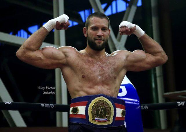 Российский тяжеловес Плечко проведет бой за пояс WBA Asia с африканским боксером