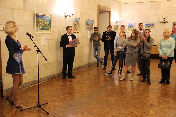 Уникальный художник Ольга Белкина покинула Россию