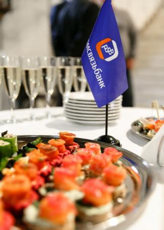 Промсвязьбанк организовал деловые завтраки для бизнесменов Самары и Тольятти