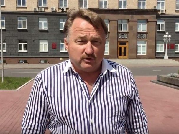 Виталий Рыбаков присоединился к несистемной оппозиции
