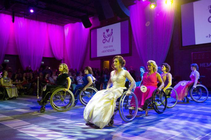 В Москве пройдет конкурс среди девушек на инвалидных колясках