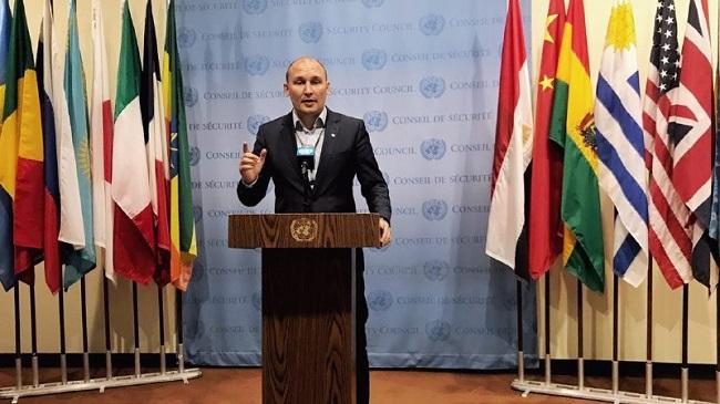 Результативные методики drug-free представил в ООН глава российского НАС