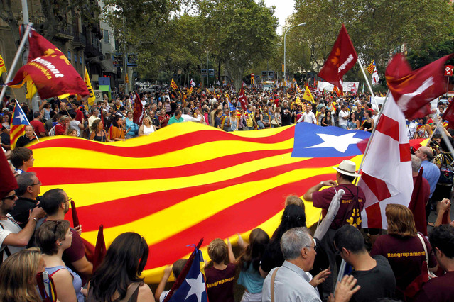 Андрей Колесник: Европа хранит молчание по поводу событий в Каталонии