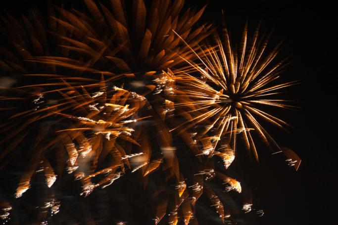 В Зеленоградске завершился 2-й Чемпионат мира по фейерверкам