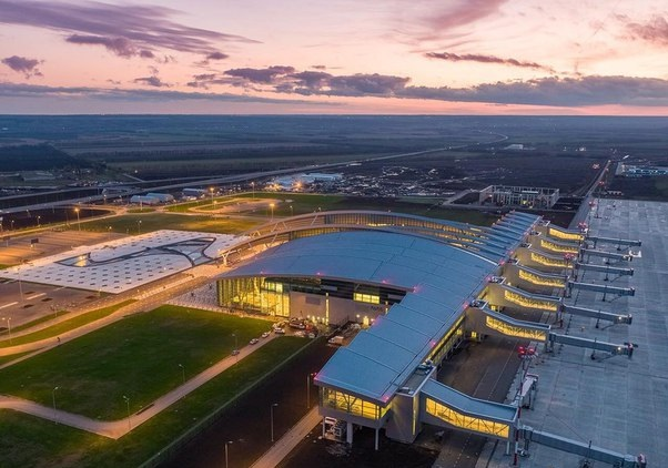 Участие в строительстве ростовского аэропорта приняла ПАО «Европейская Электротехника»