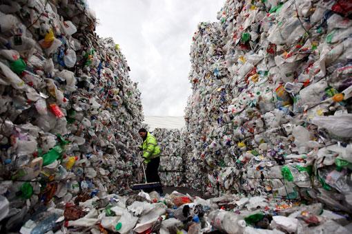 Решению проблемы с переработкой мусора в РФ поспособствует применение японско-швейцарских технологий