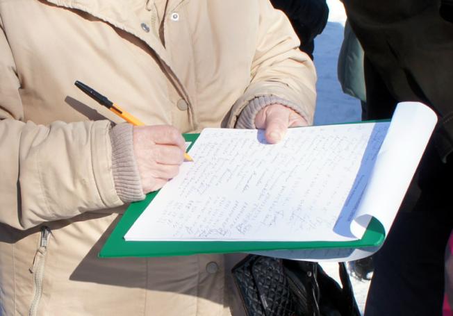 «Царицынцы» собрали тысячу подписей под коллективным обращением к депутату Ресину