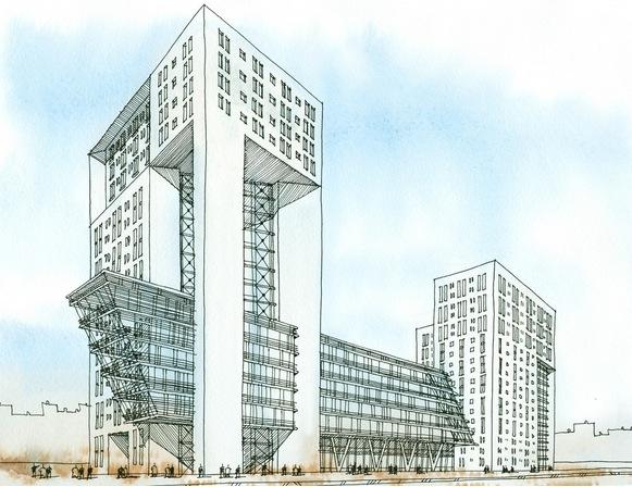 Общественные пространства Новой Москвы зададут вектор развития на ближайшие 20 лет