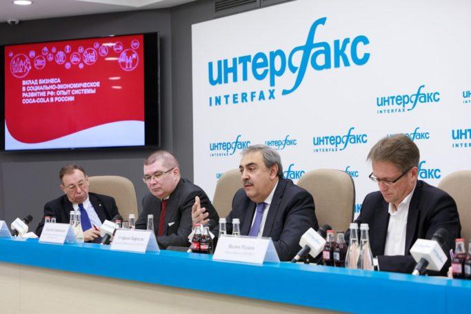 Опубликованы итоги влияния деятельности Coca-Cola на экономику России