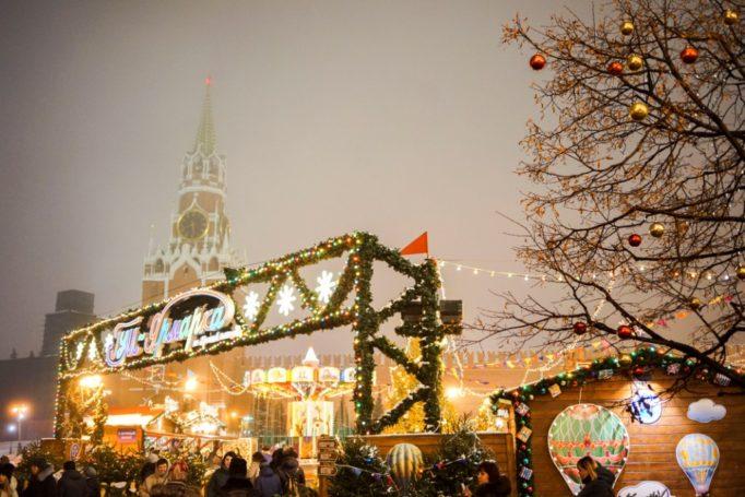 Рожественский фестиваль в Москве отметит пятилетие