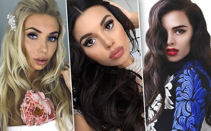 РИАБ составило топ-10 самых популярных Instagram-моделей за 2017 год