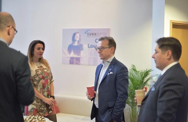 """Российская компания """"СЕРКОНС"""" принята в члены Финско-Российской торговой палаты"""