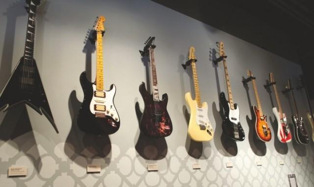 В Смоленском пассаже, принадлежащем ПФГ «Сафмар», начала работу выставка музея Grammy