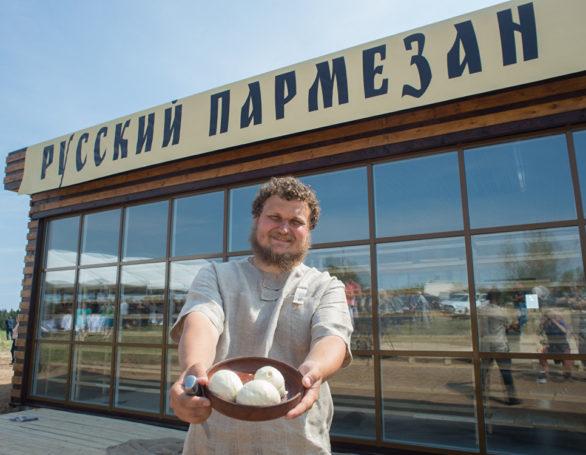 Олег Сирота сообщил о выделении ему гранта на строительство новой сыроварни