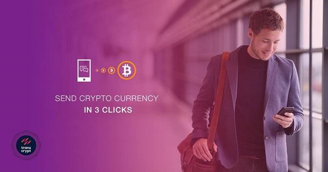 Транзакции с биткоином будут доступны в интерфейсе Telegram посредством сервиса TransCrypt