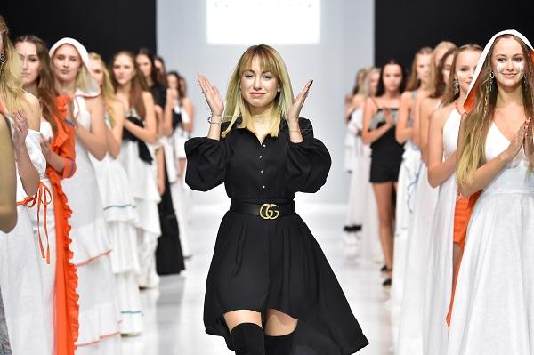 Главный дизайнер Gepur Екатерина Садовская представила новую коллекцию в Москве