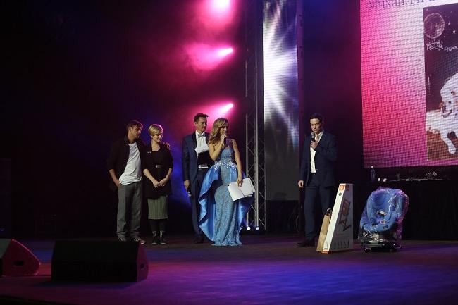 Торжественная церемония вручения премии «Семья года» прошла в столице