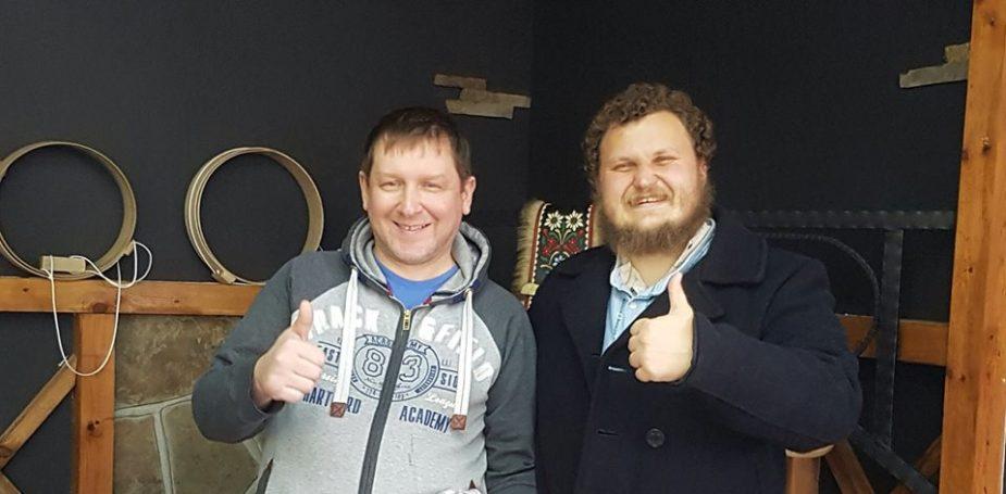 Фермер Олег Сирота поддержал семью начинающих нижегородских фермеров