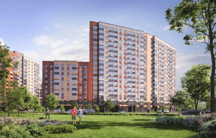 ЖК «Кленовые Аллеи» – квартиры в Новой Москве по инновационной цене