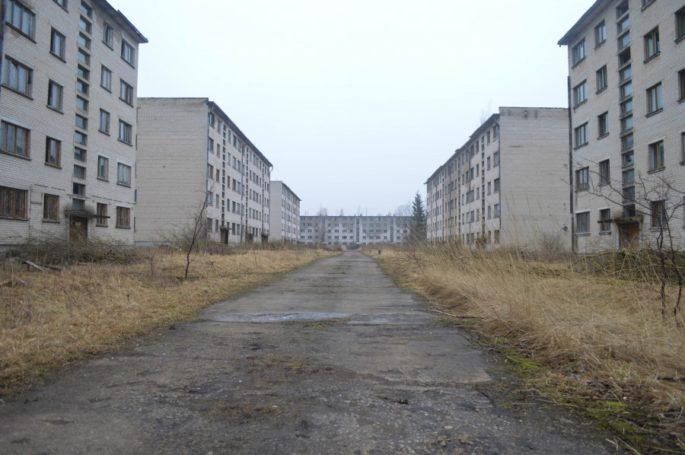 Бизнесмен Галиуллин купил в Латвии военный городок Скрунда-1