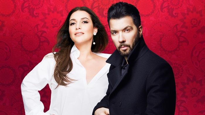 Зажигательную песню о любви представил творческий тандем Гуцериева и Аташа