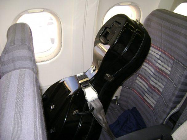 """""""Аэрофлот"""": нами улучшены правила, касающиеся перевозки музыкальных инструментов в качестве ручной клади"""