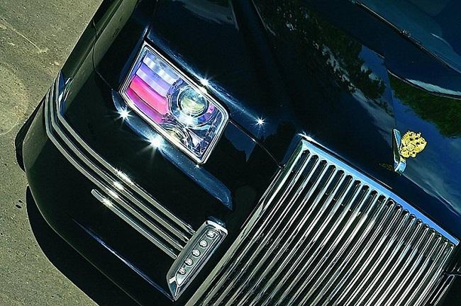 Автомобили проекта «Кортеж» будут оборудованы шинами «Кама»