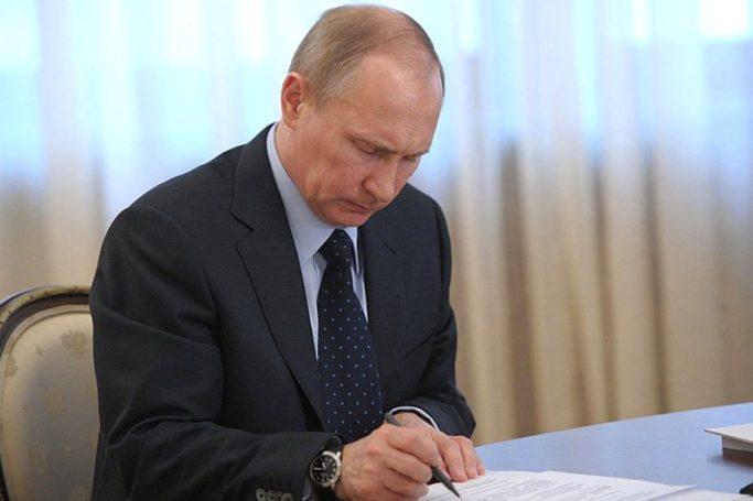 Владимир Путин поддержал идею о снятии моратория на создание особых экономических зон