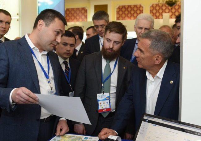 В столице Татарстана завершился Российский венчурный форум