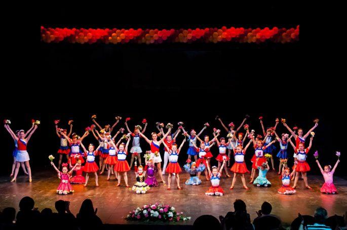 Юбилей празднует танцевальный коллектив «Ровесник» Центра культуры «Хорошевский»