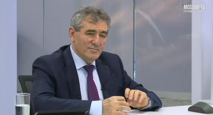 Исаак Калина в прямом эфире Московского образовательного ТВ-канала проведет селекторное совещание