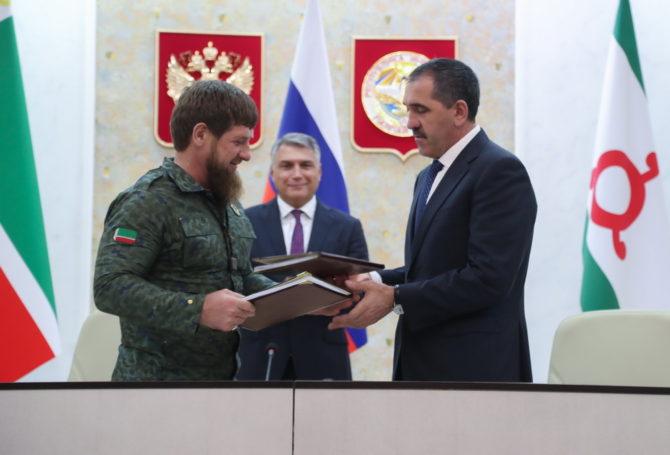Политолог Григорий Трофимчук выразил надежду на урегулирование проблемы границ Чечни и Ингушетии