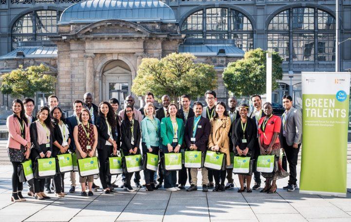 В Science Forum в Германии примут участие победители конкурса Green Talents