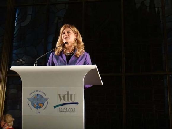 Конгресс Всемирной ассоциации женщин-предпринимателей впервые принимает Москва