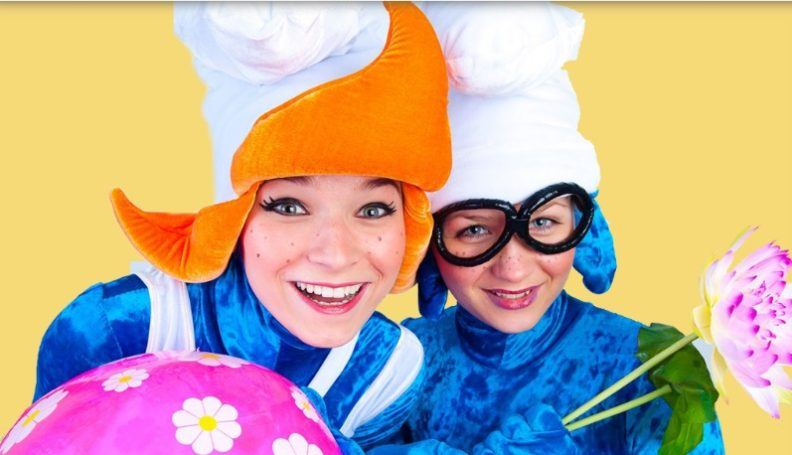 Интернет — портал mioni.site, посвященный организации детских мероприятий под ключ, представлен в Москве